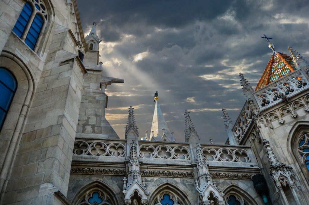 Igleasia de San Matías, en Budapest