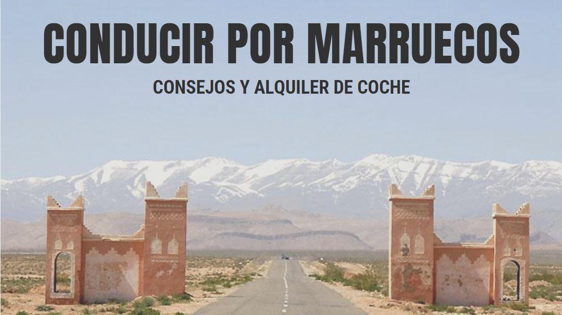 conducir por marruecos consejo alquiler