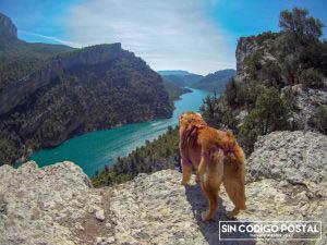 Cuzco en Montfalco y Congost de Mont-Rebei