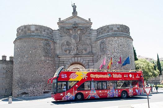 nus turístico Toledo
