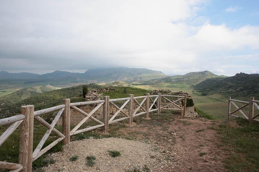 Vistas desde la Fortaleza de Santa Engracia