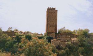 Torre del pueblo de Ruesta