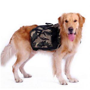 alforjas perro