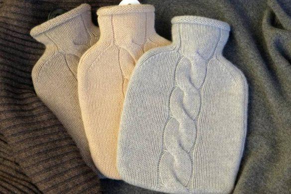 A la vieja usanza: utiliza una bolsa de agua caliente