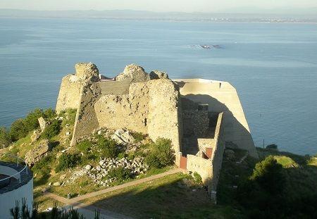 castillo de Trinidad