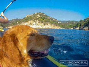 Kayak en la Costa Brava