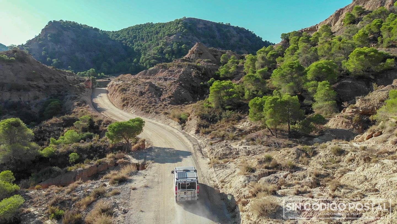 Ruta en coche por los Monegros