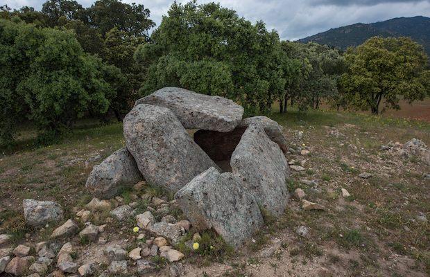 Conjunto de dolmenes