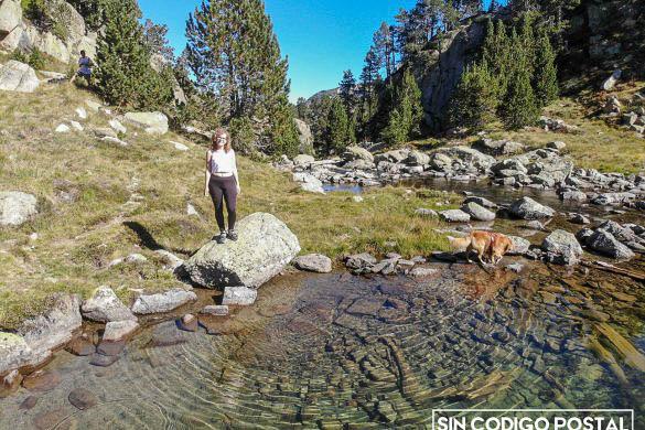 Rocio y Cuzco en la ruta de Colomers