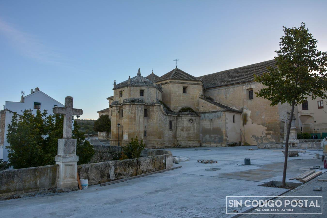 Iglesia del Carmen en Alhama de Granada