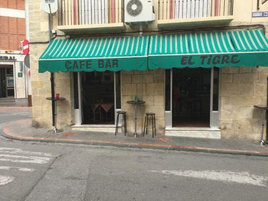 Restaurante el Tigre Alhama de Granada