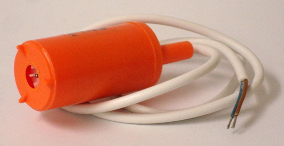 Bomba de agua típica, de 10 litros al minuto para una camper