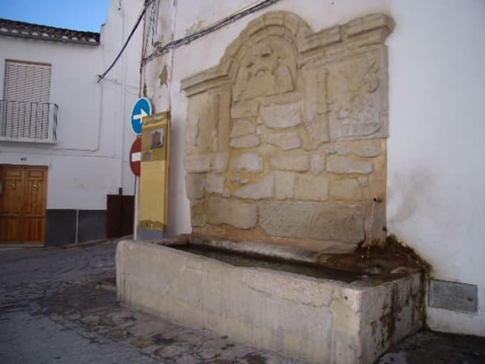 Fuente de Wamba de Alhama de Granada