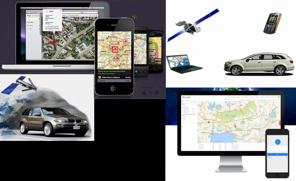 Localizadores GPS para furgoneta camper