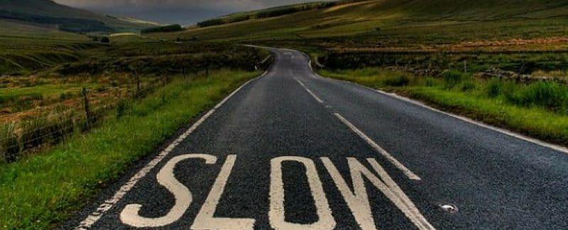 Viajar lento significa disfrutar más de cada destino...