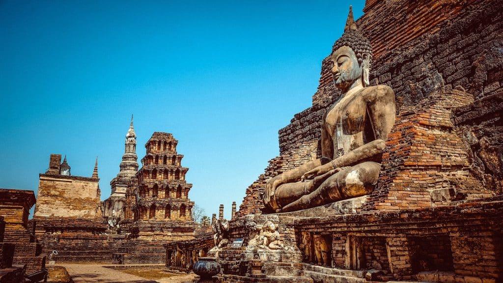 Tailandia se ha convertido en un lugar perfecto para mochileros Low Cost