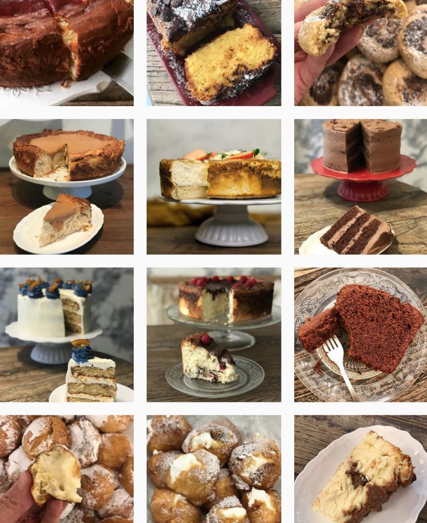 Instagram Aliter Dulcia cafetería-pastelería en Gijón