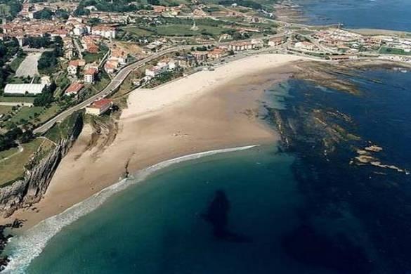 El paraje natural de la Playa de Comillas (Cantabria Rural)