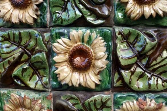 Girasoles del Gaudí, la flor que siempre mira al Sol