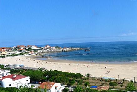 Playa de Comillas (Cantábria)
