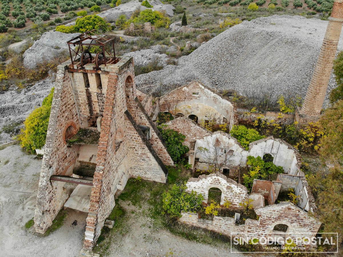 mina abandonada Linares