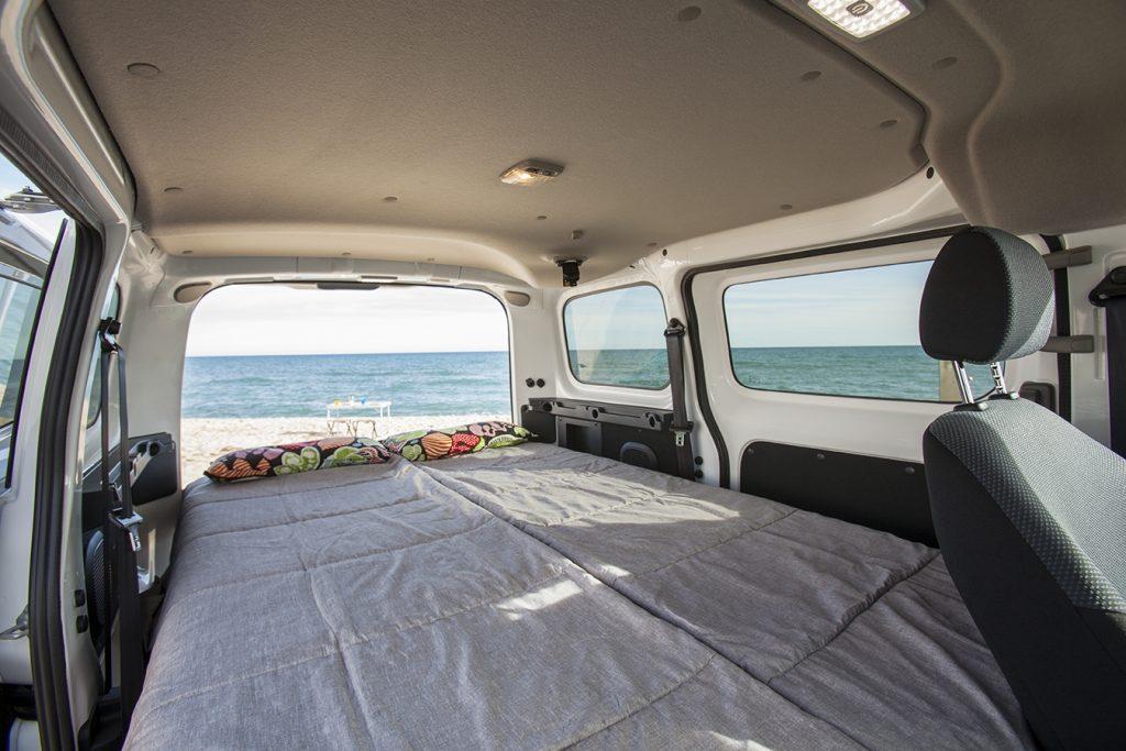Una cama... y a ¡viajar!