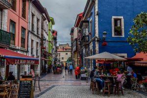 Casco histórico y sidrerias