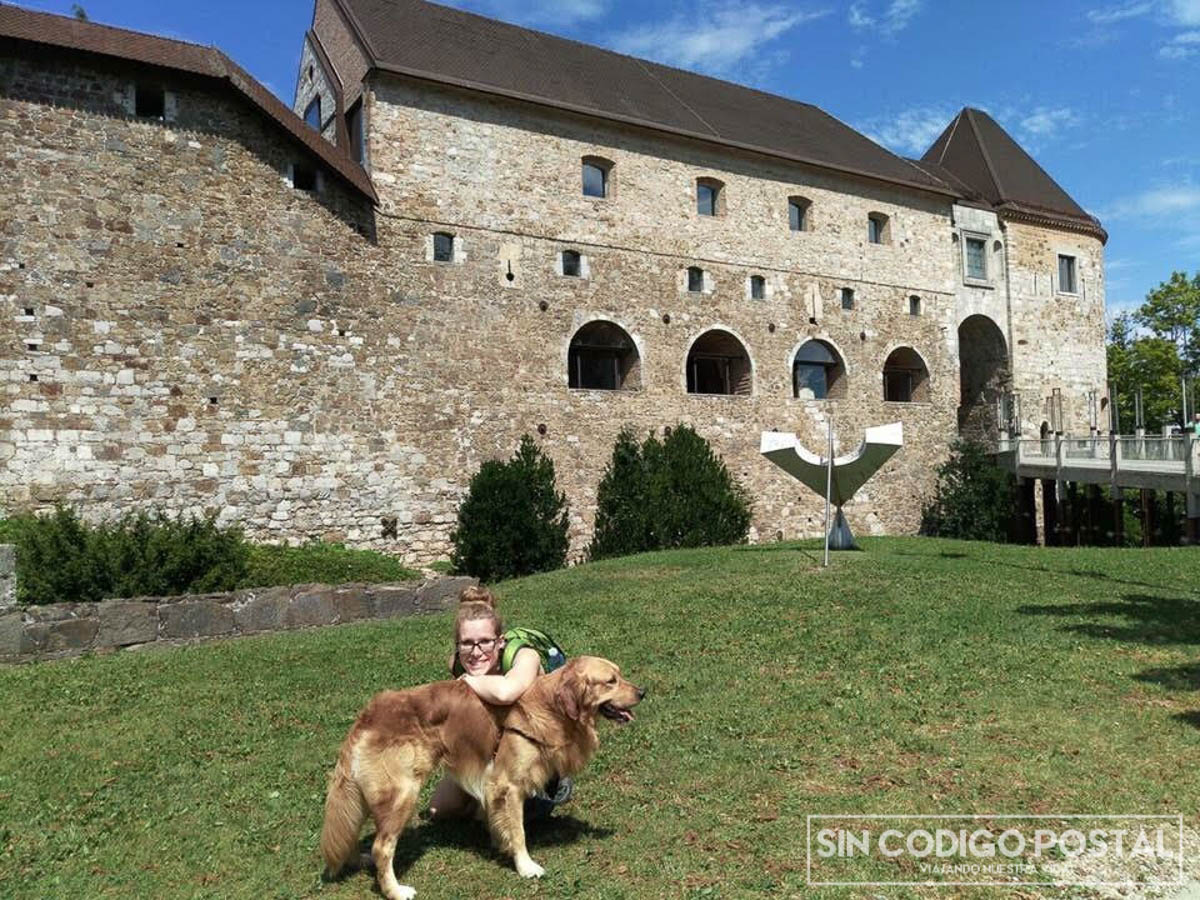 castillo Liubliana