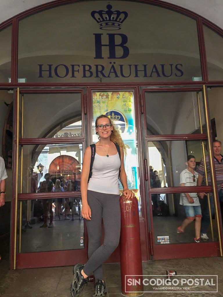cervecería Hofbrauhaus
