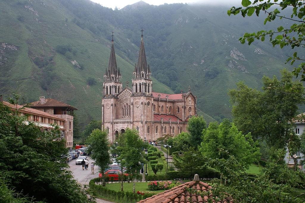 Monasterio de Covadonga