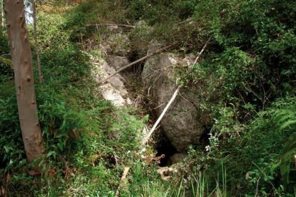 Cuevas del Portillo del Arenal