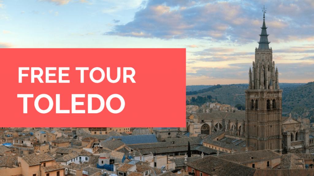 Reservar gratis un free tour en Toledo
