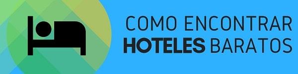 Hoteles en Booking con descuento