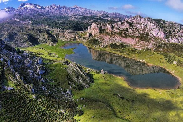 Lagos de Covadonga, Asturias