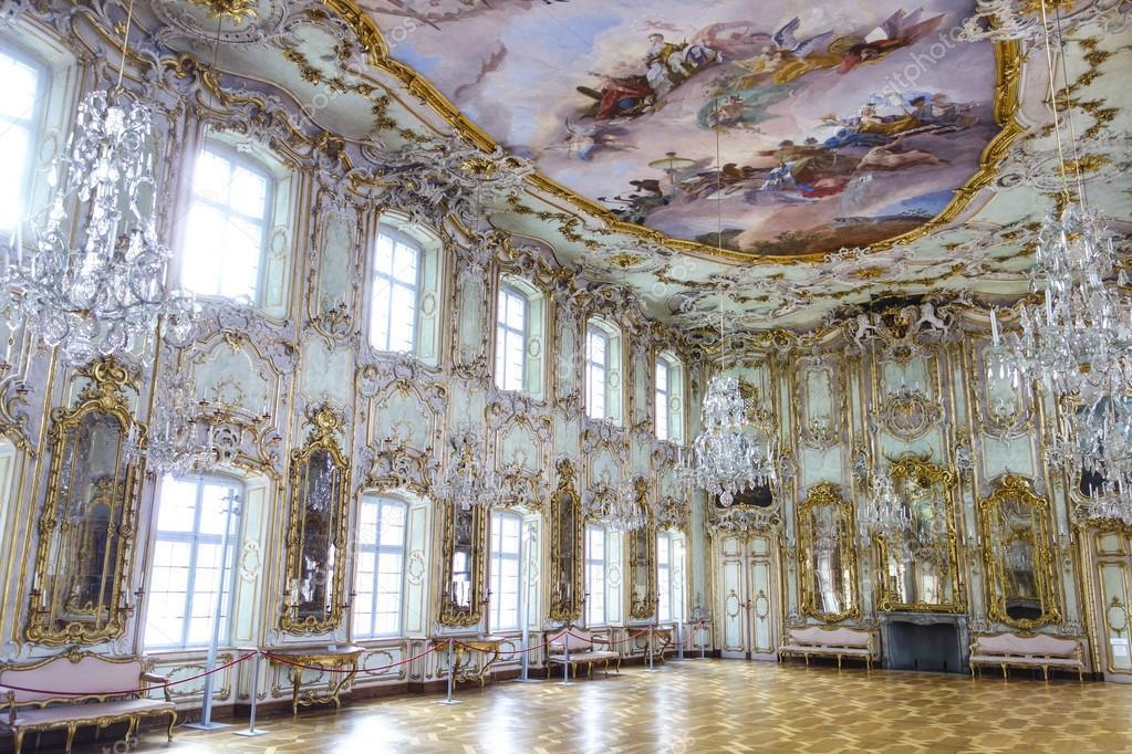 palacio barroco Schaezlerpalais
