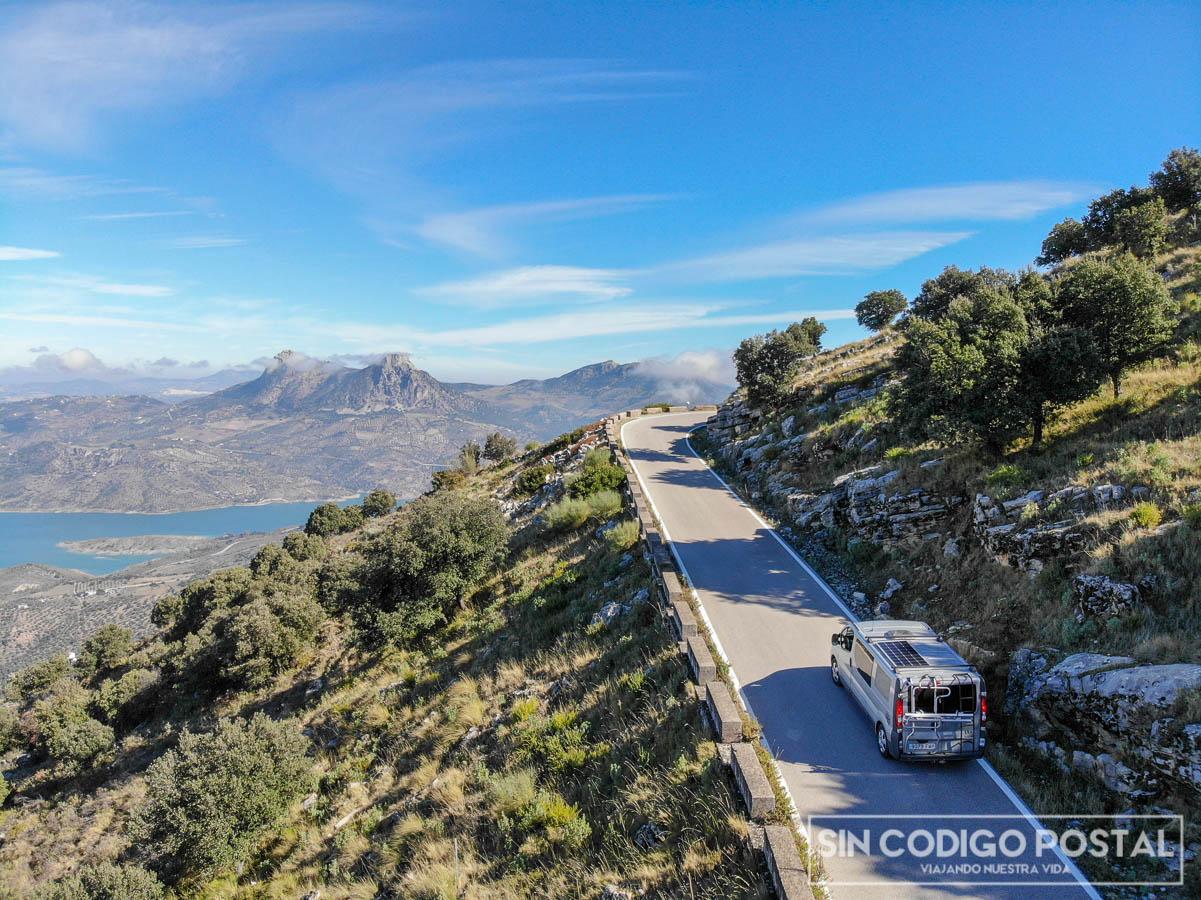 Road Trip de los pueblos blancos de Andalucía