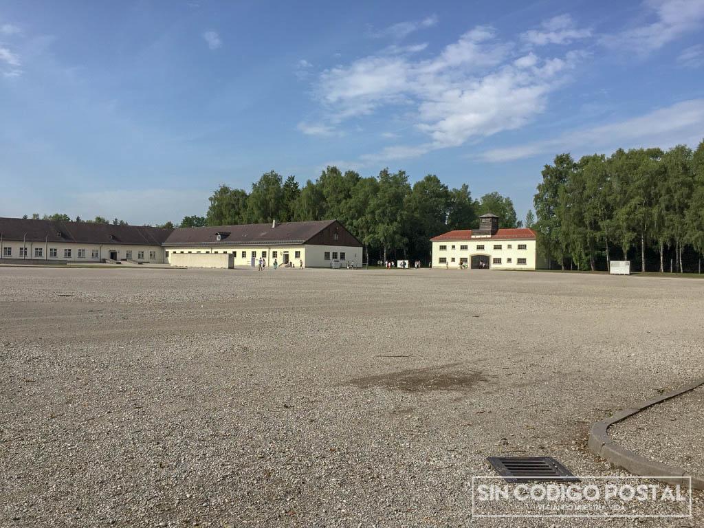 campo concentración Dachau