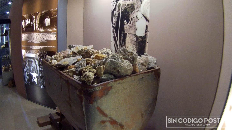 museo minero Linares