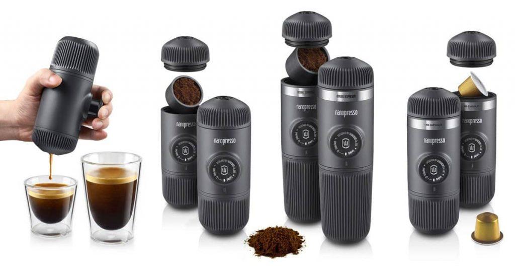 Cafetera de café portátil