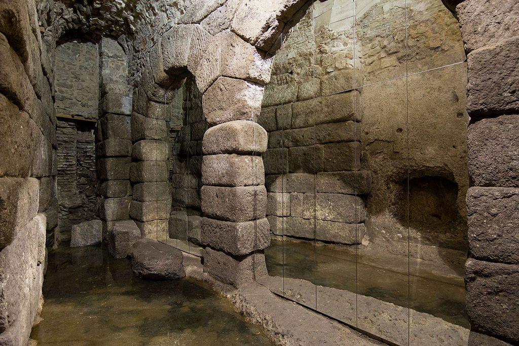 Cueva de Hércules, otro legado romano en Toledo.