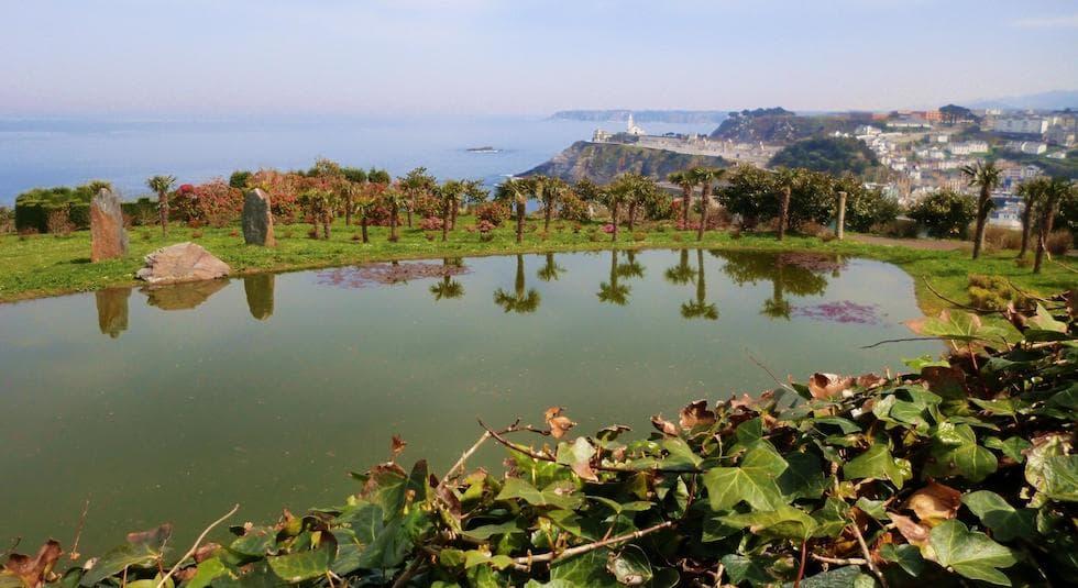 Jardines de la Fonte Baxa