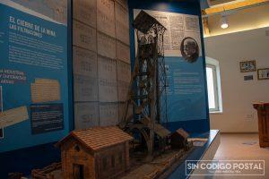 Maqueta y explicación del museo Arnao
