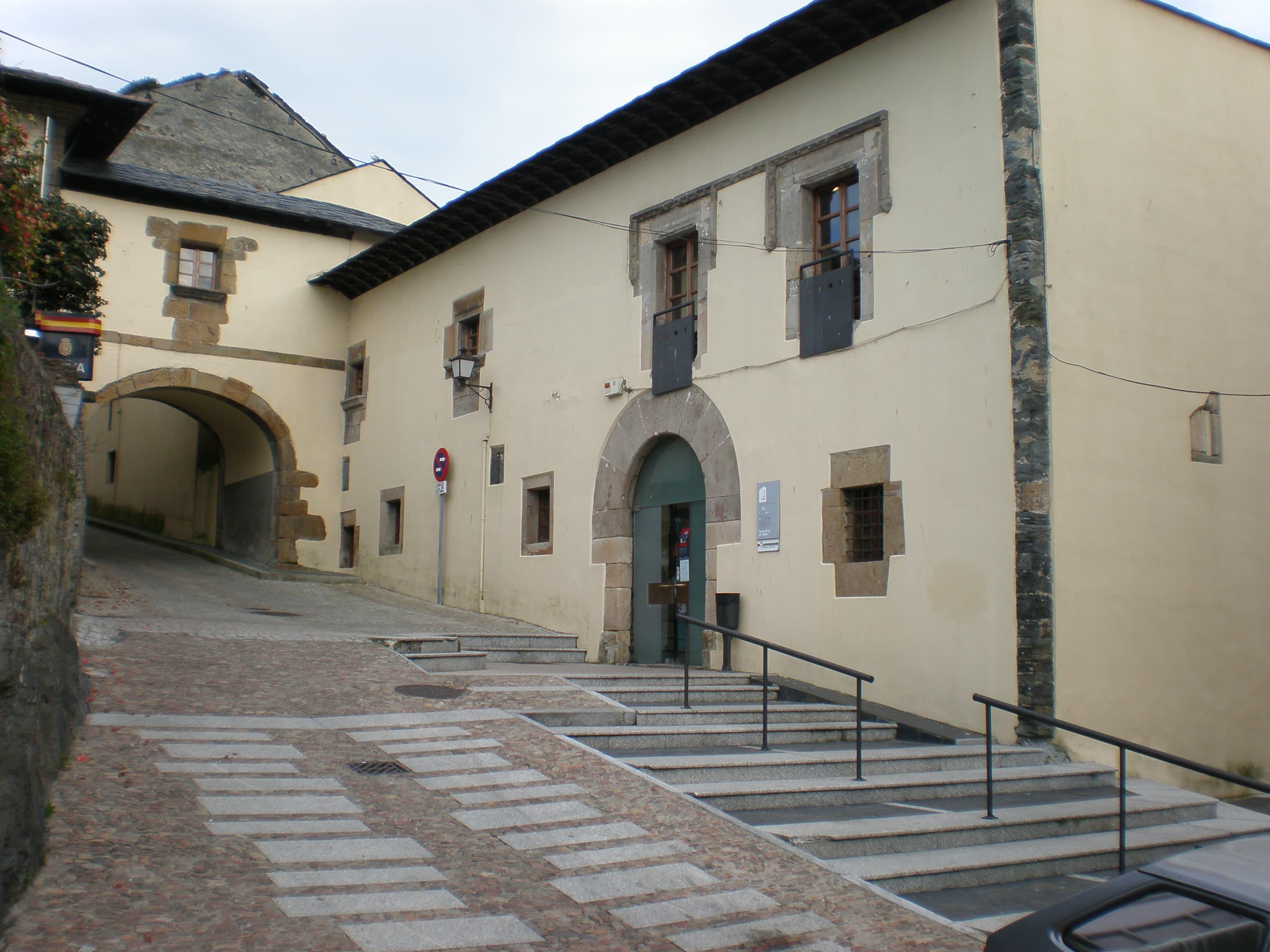 Palacio de la Moral
