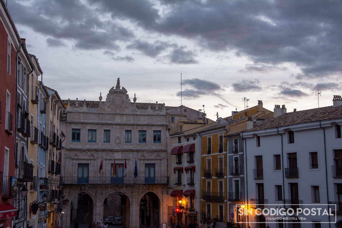 Plaza Mayor de Cuenca