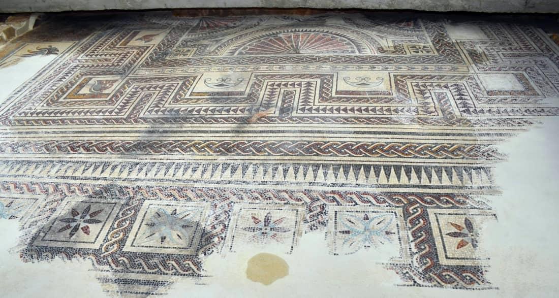 Mosaico Medinaceli