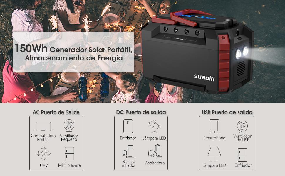 Batería portatil más simple y ligera