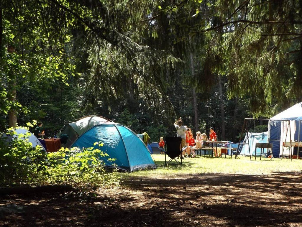 camping para furgonetas