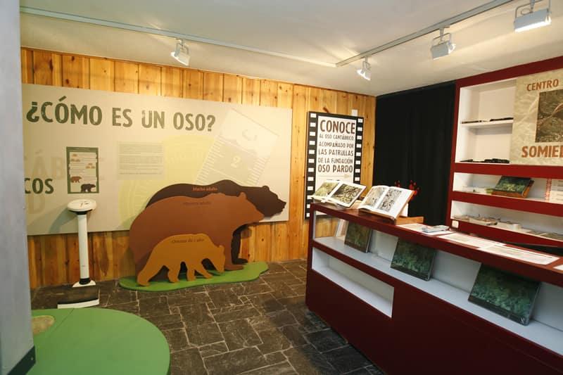 Centro de Interpretación del oso