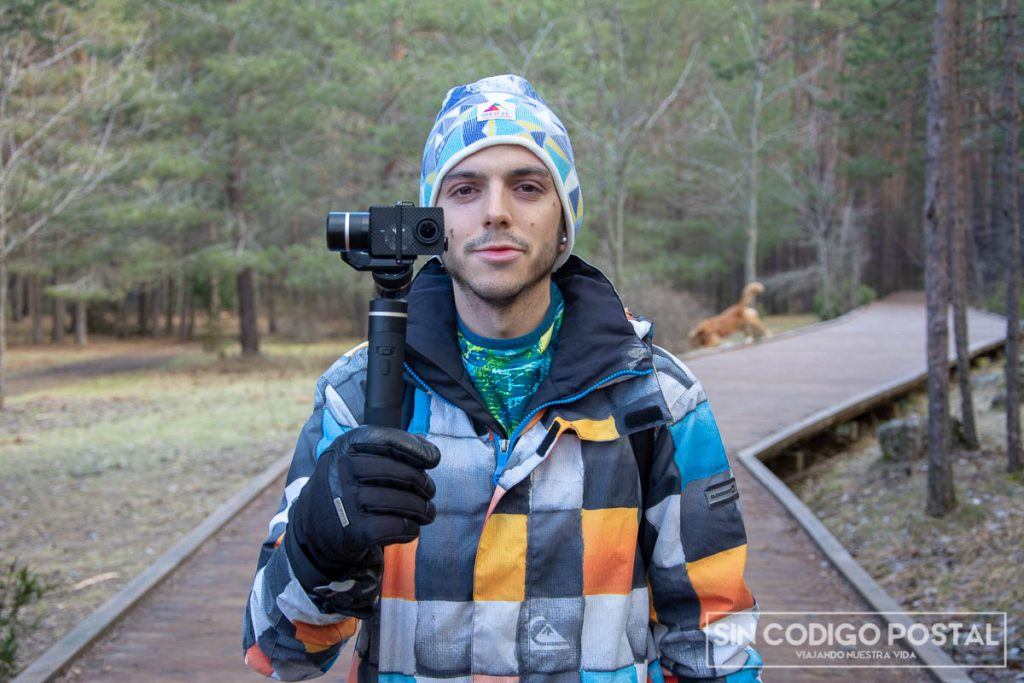 grabar vblog viajes