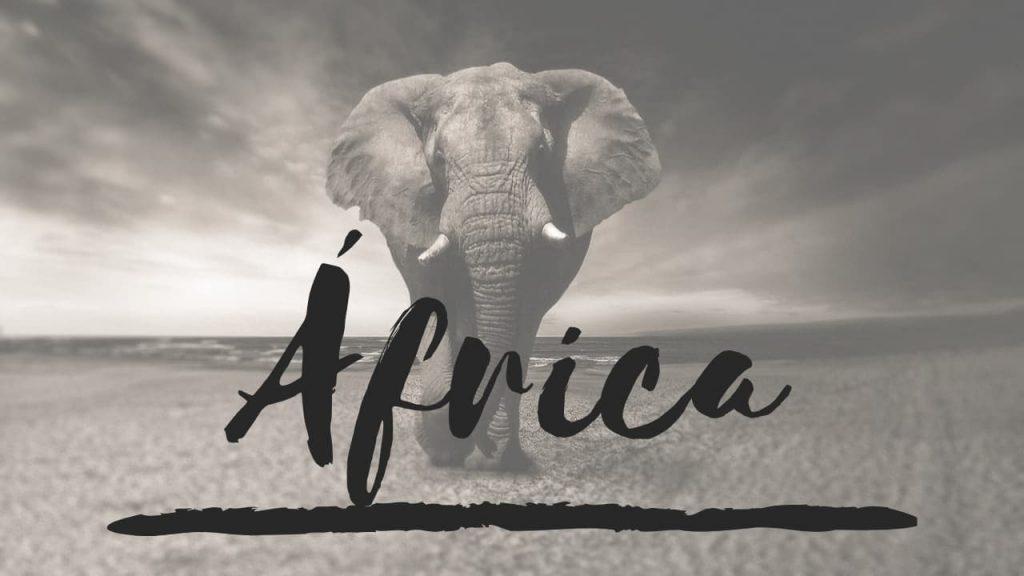 guias de viaje de africa